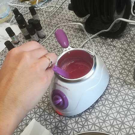 Atelier cosmétique