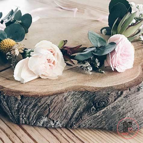 Atelier couronne de fleurs à Lille