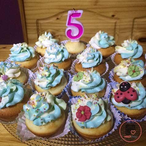 Atelier cupcakes à Narbonne