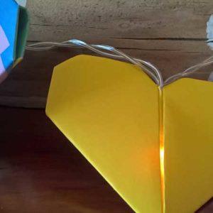 Atelier Origami guirlande