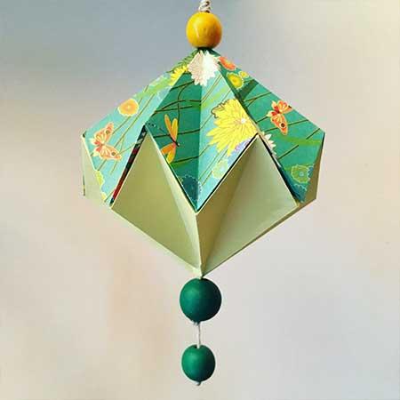 Atelier Origami à Nantes
