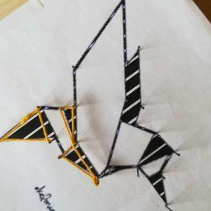 Atelier string art à Arcachon