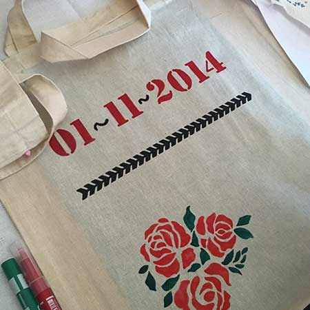 Atelier tote bag Angers