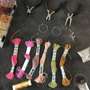Atelier bijoux à Narbonne