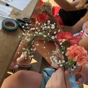 Atelier art floral à Narbonne