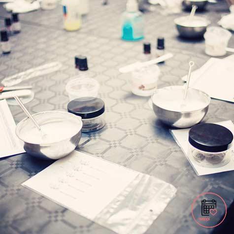 Atelier cosmétique Lille