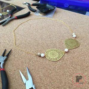 Atelier bijoux dans le Morbihan