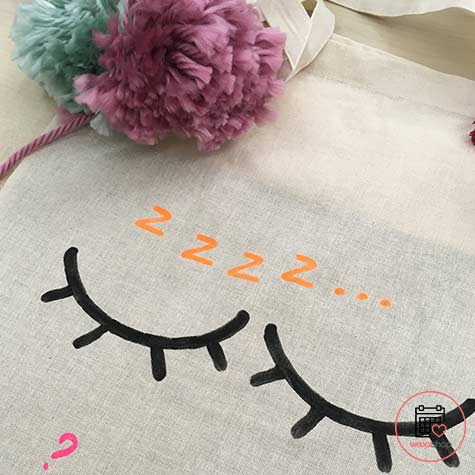 Atelier tote bag à Tours