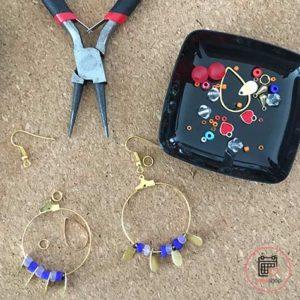 Atelier bijoux à Fougères