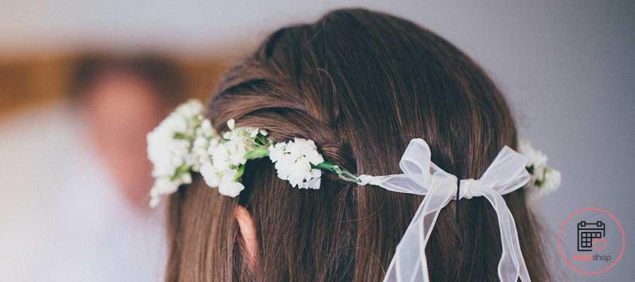 Atelier Couronne de fleurs à La Celle Saint-Cloud pour un enterrement de vie de jeune fille